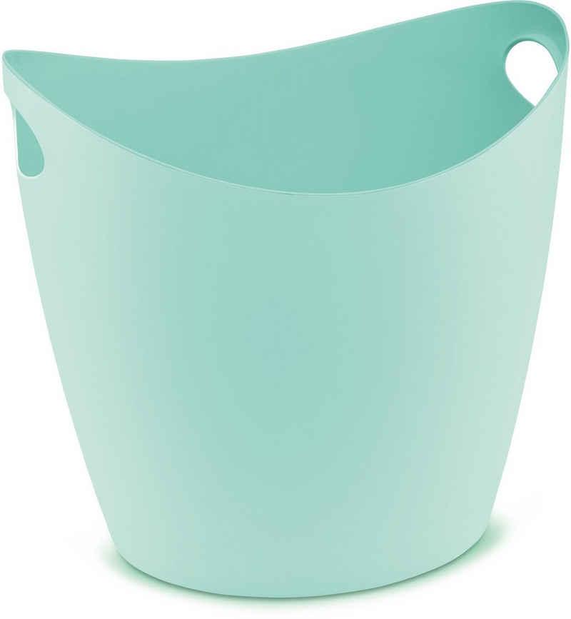 KOZIOL Wäschekorb »BOTTICHELLI XL«, melaminfrei, 28 Liter