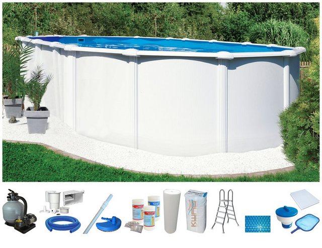 KWAD Set: Ovalpool Steely de Luxe (10-tlg.)