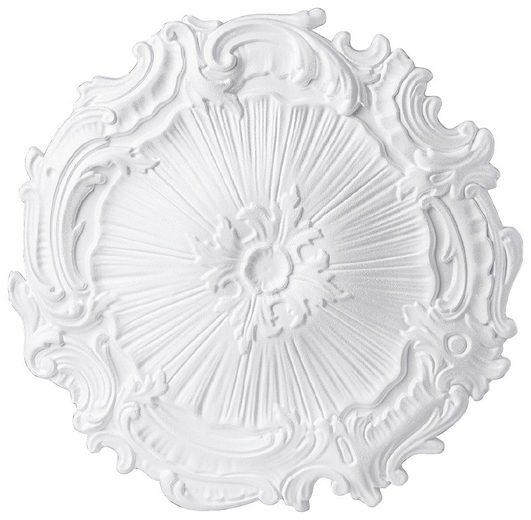 Homestar Wanddekoobjekt »Rosette Mira« (1 Stück), Ø 37 cm, aus Polystyrol