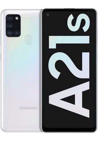 Samsung Galaxy A21s Smartphone (1663 cm/65 Zol...