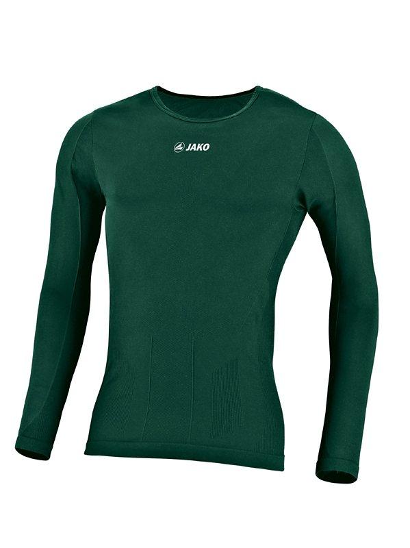 JAKO Langarm Shirt Skinbalance Funktion Herren in grün