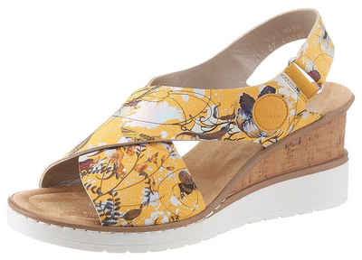 Rieker Sandalette in sommerlichen Look