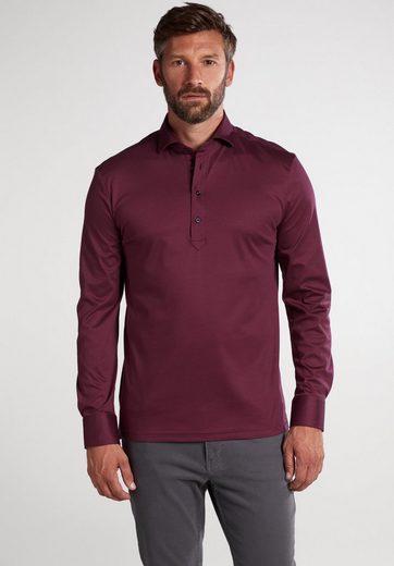 Eterna Langarm-Poloshirt »MODERN FIT«