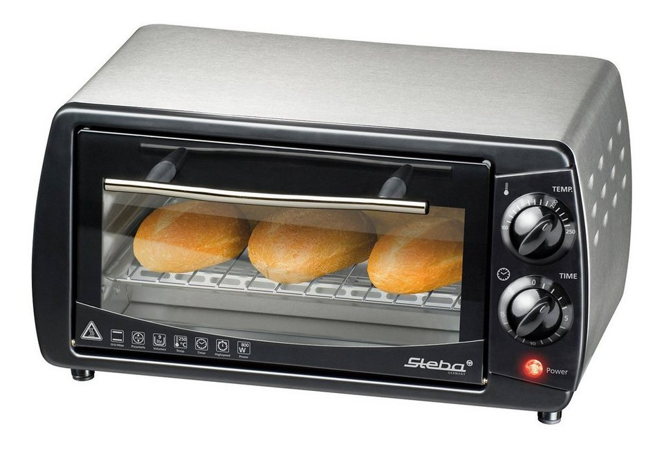 Steba Mini-Backofen »KB 9.2«, 800 Watt