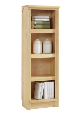 massivholz regal home affaire soeren stege ma e b t h 40 29 126 cm online kaufen otto. Black Bedroom Furniture Sets. Home Design Ideas