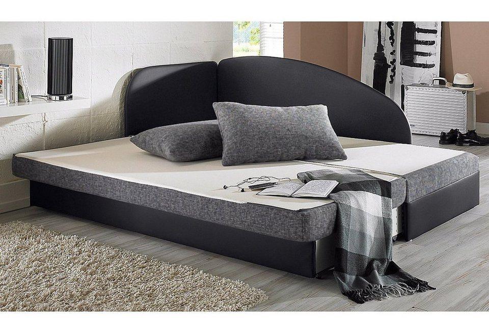 maintal verwandlungsliege online kaufen otto. Black Bedroom Furniture Sets. Home Design Ideas