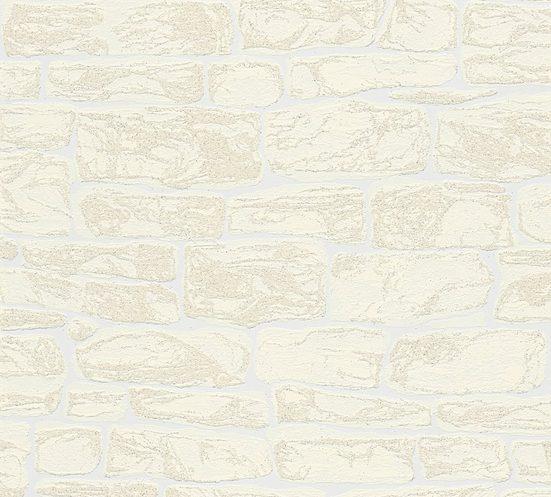A.S. Création Vliestapete »Natural Style«, strukturiert, Steinoptik, Naturstein
