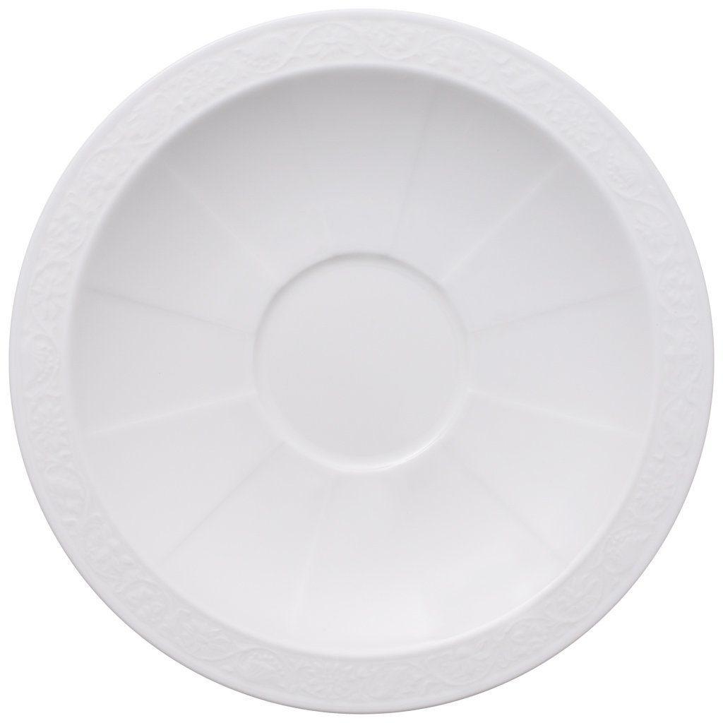 Villeroy & Boch Frühstücksuntertasse »White Pearl«