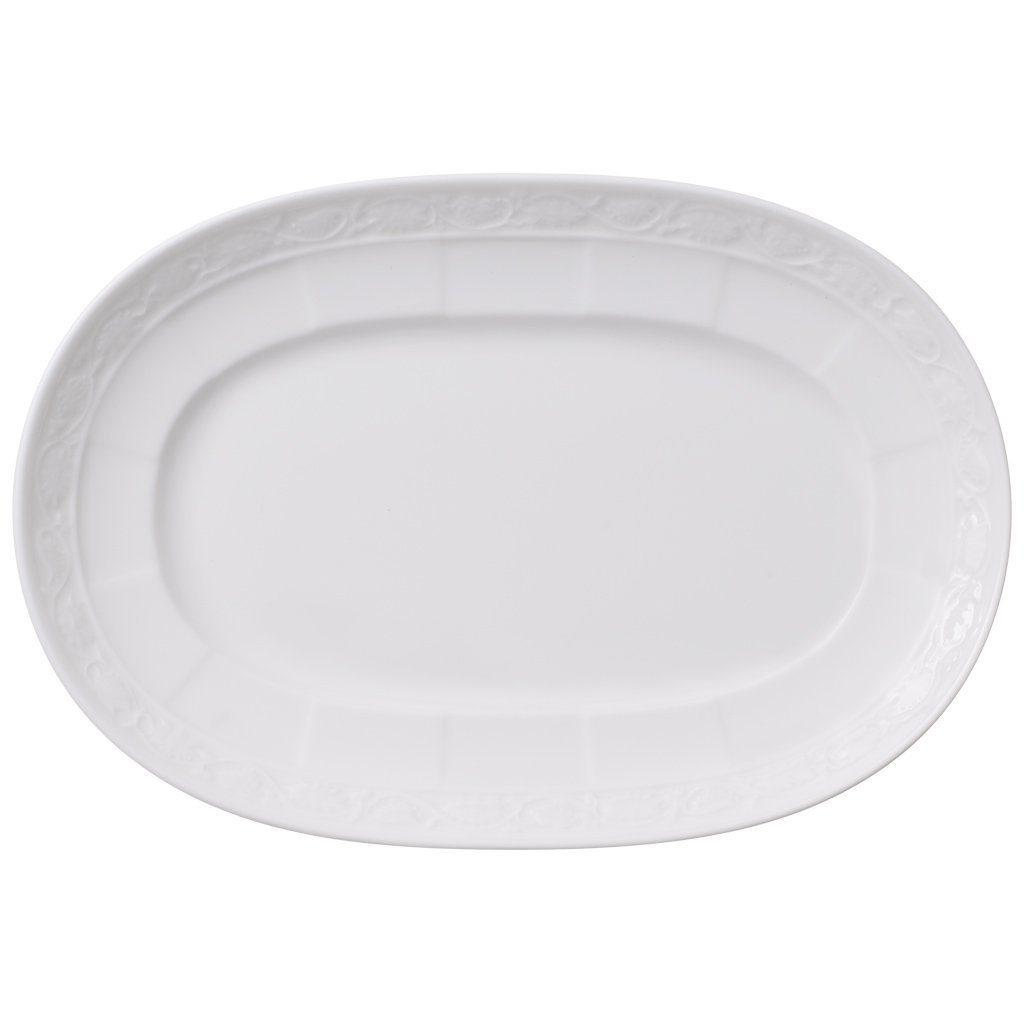 VILLEROY & BOCH Sauciere-Unterteil 22cm »White Pearl«