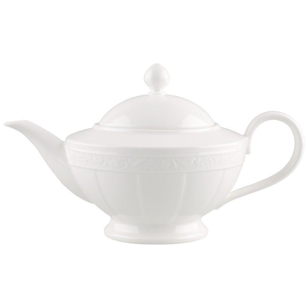 Villeroy & Boch Teekanne 6 Pers. »White Pearl«
