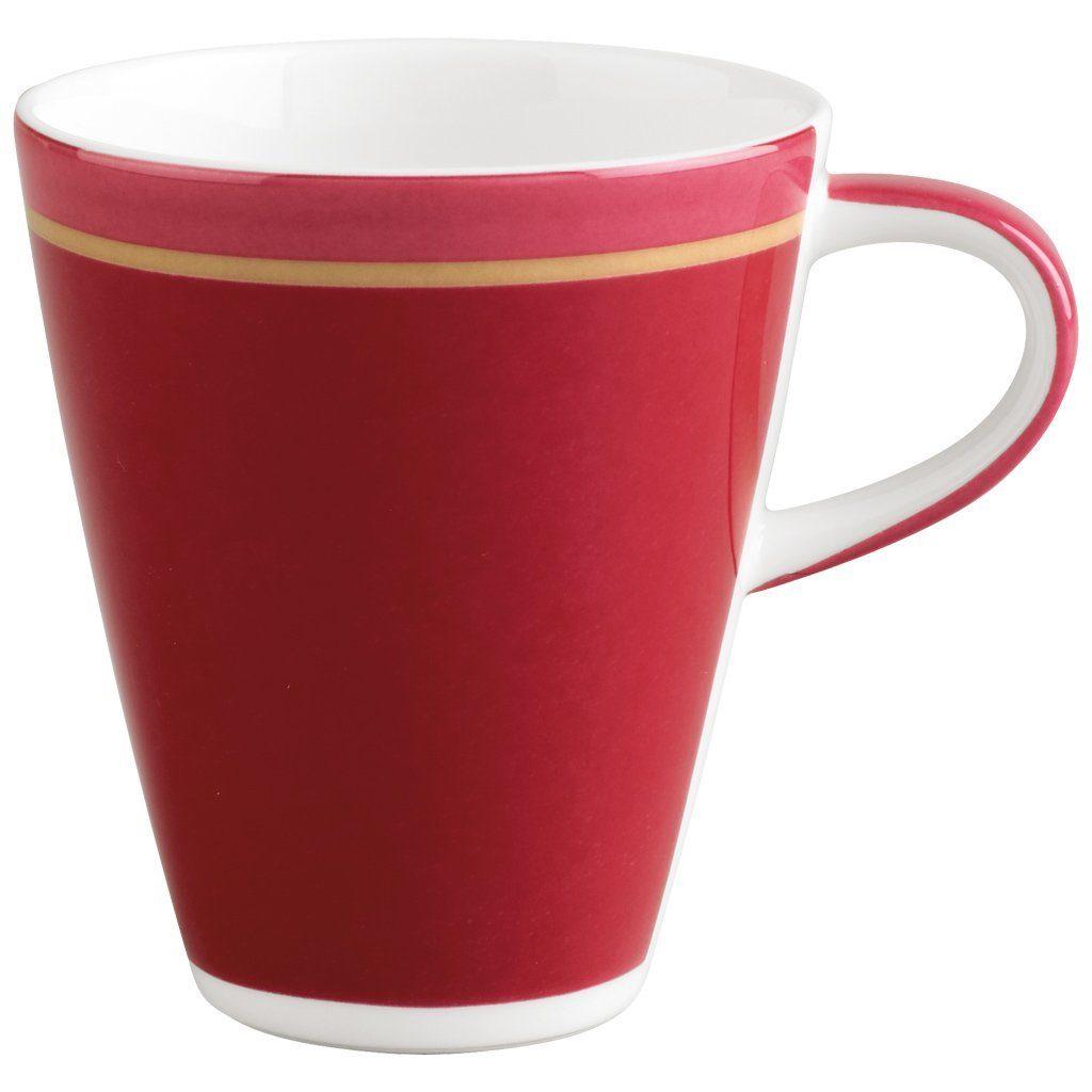 Villeroy & Boch Becher mit Henkel klein »Caffè Club Uni berry«