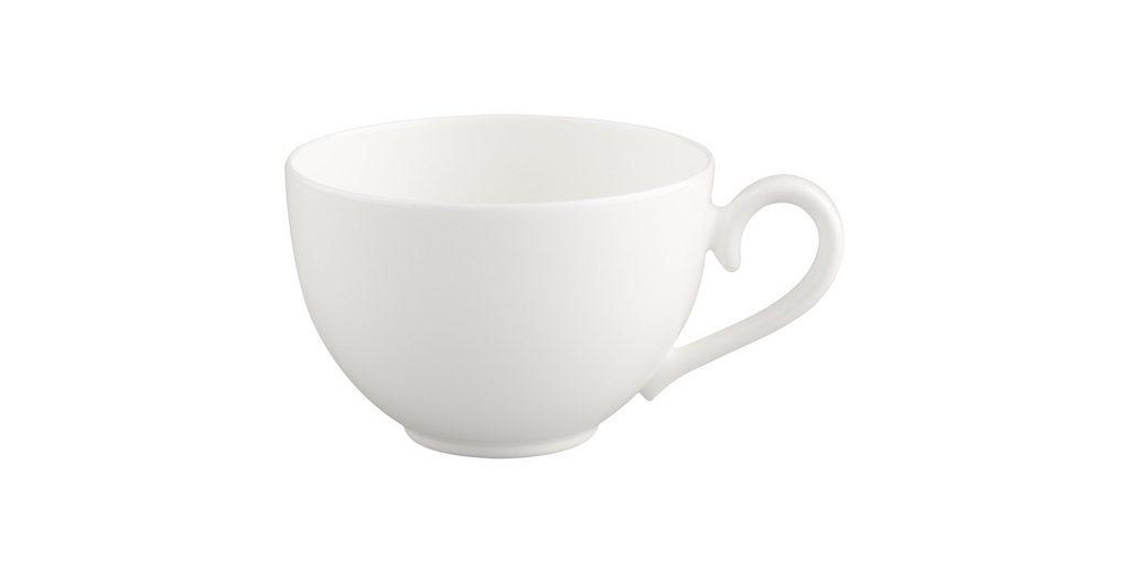 VILLEROY & BOCH Kaffee-/Teeobertasse »White Pearl«
