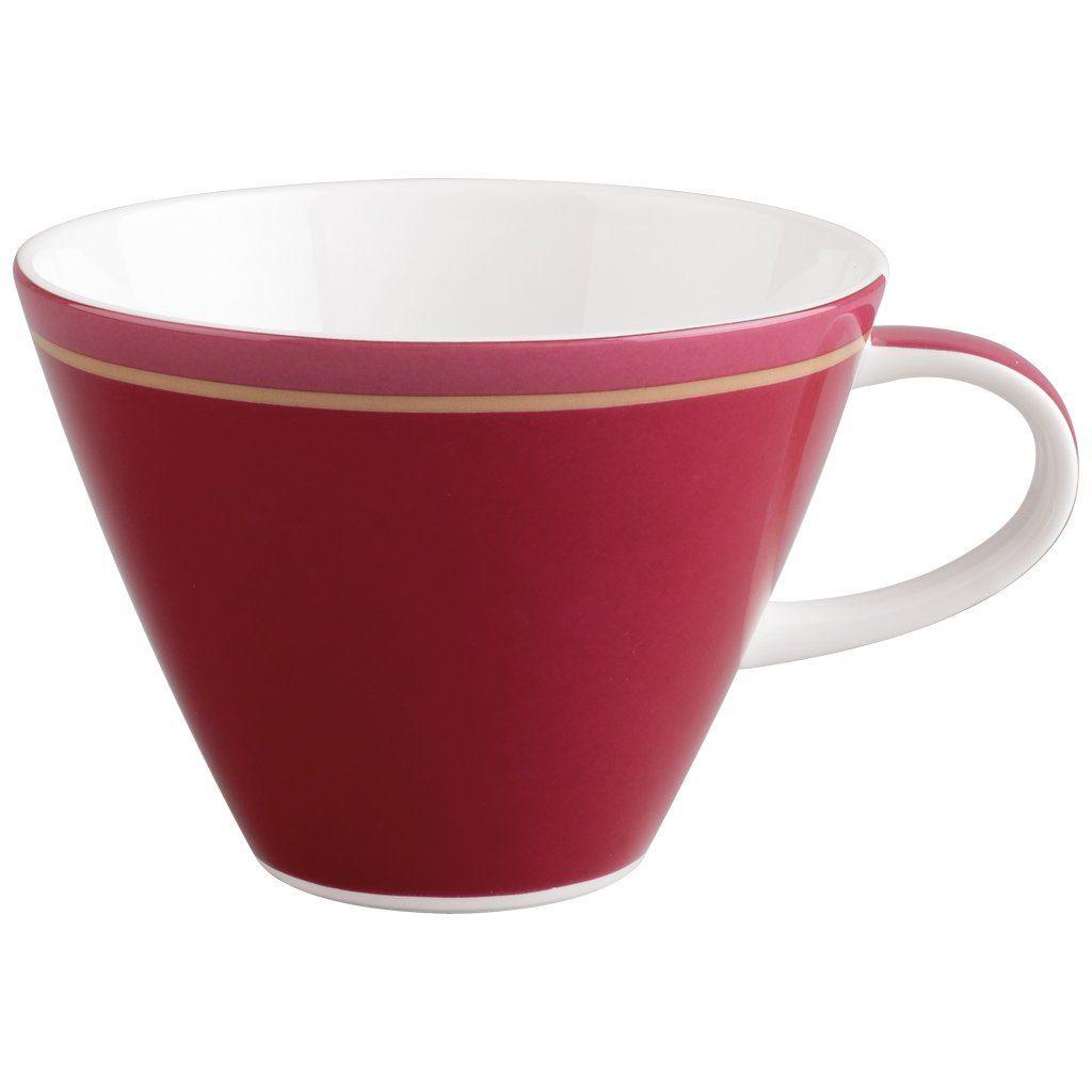 Villeroy & Boch Café au lait Obertasse »Caffè Club Uni berry«
