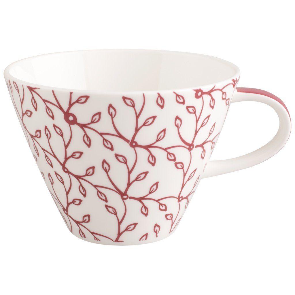 Villeroy & Boch Café au lait Obertasse »Caffè Club Floral berry«