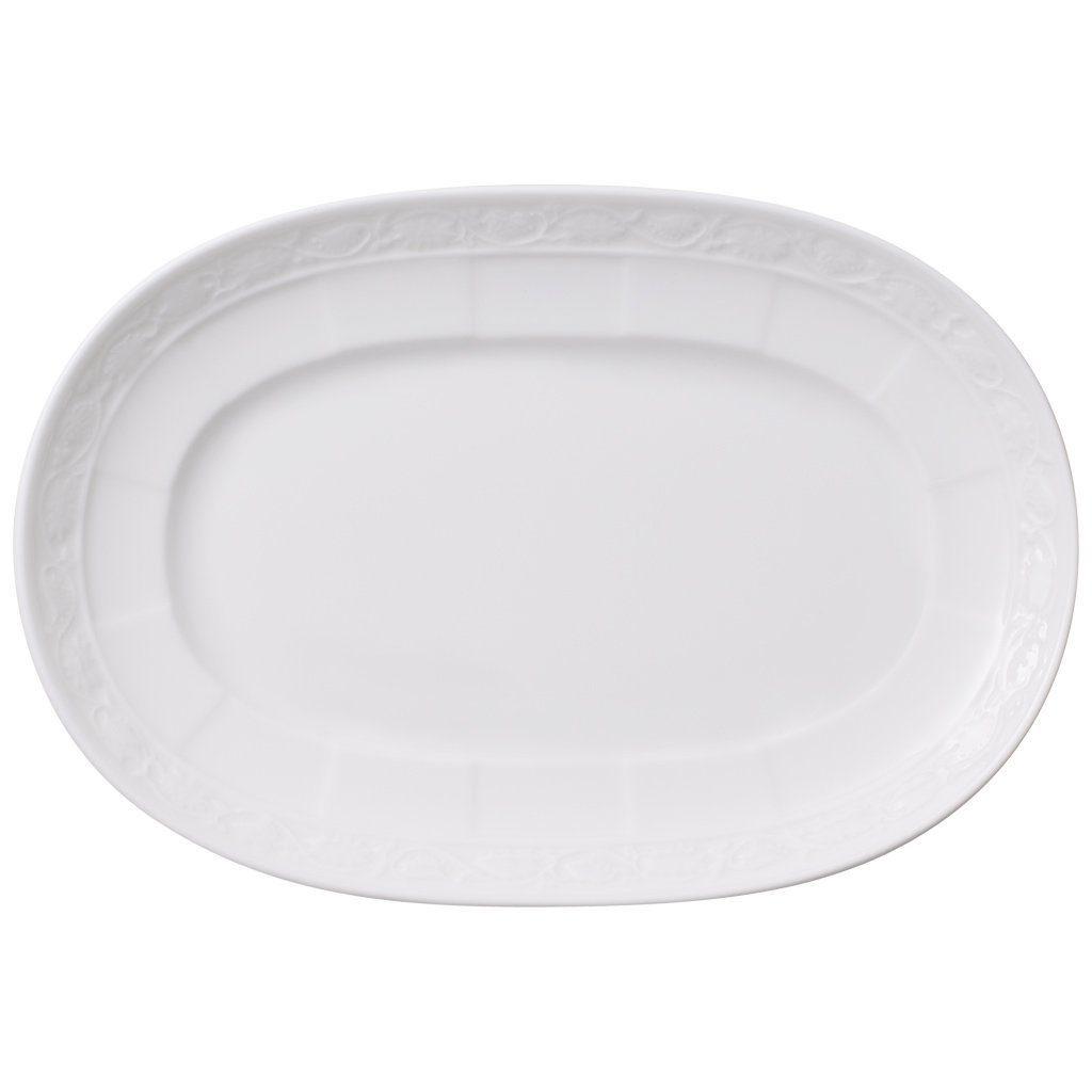 VILLEROY & BOCH Beilagenschale 22cm »White Pearl«