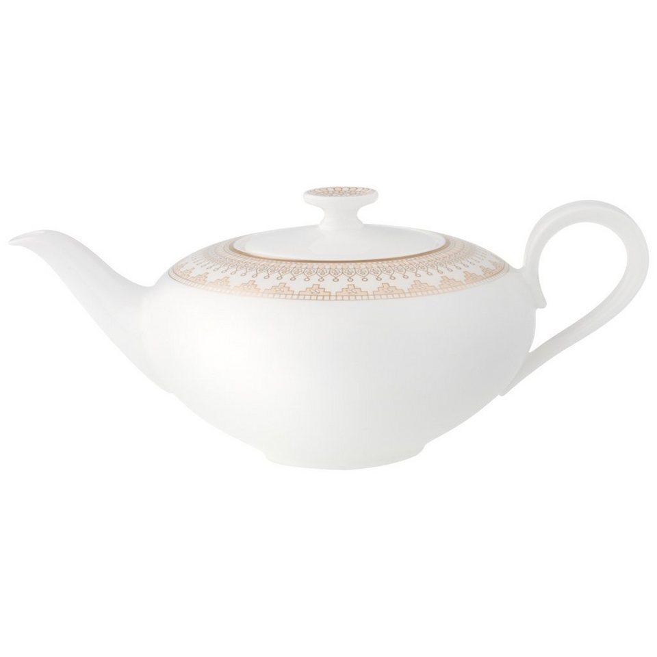 VILLEROY & BOCH Kaffee-/Teekanne »Samarkand« in Dekoriert