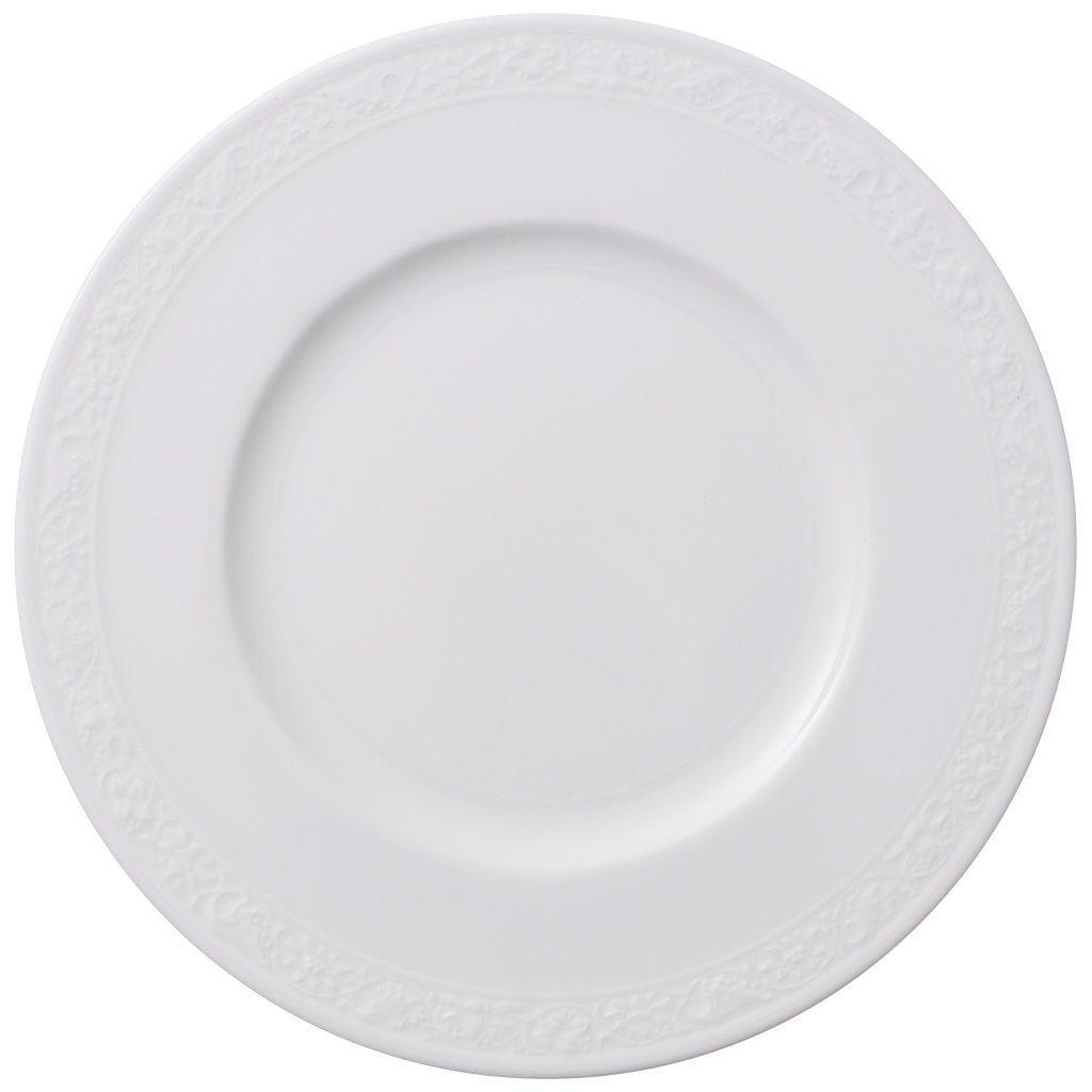 VILLEROY & BOCH Brotteller »White Pearl«