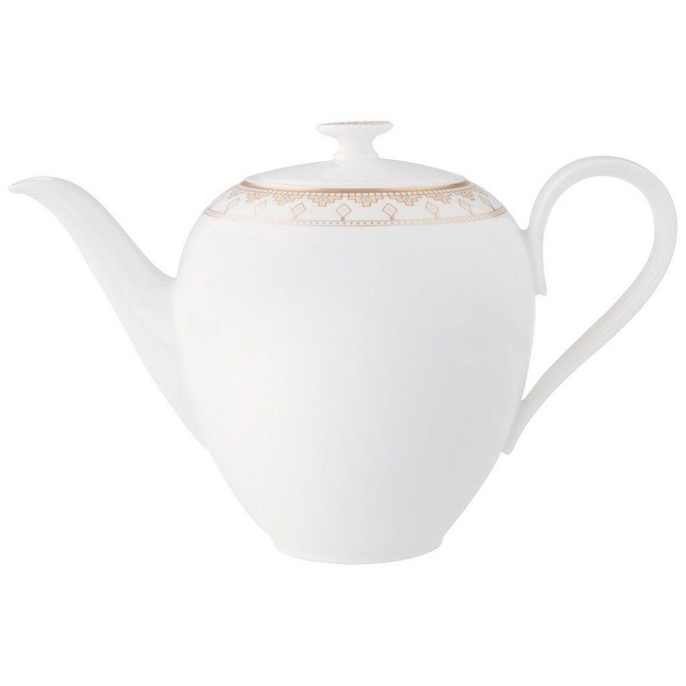 VILLEROY & BOCH Kaffeekanne 6 Pers. »Samarkand« in Dekoriert