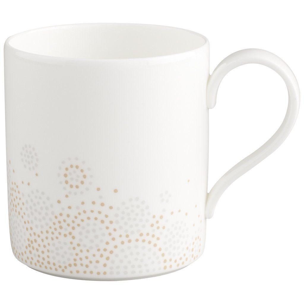 VILLEROY & BOCH Kaffeeobertasse »Modern Grace Grey«