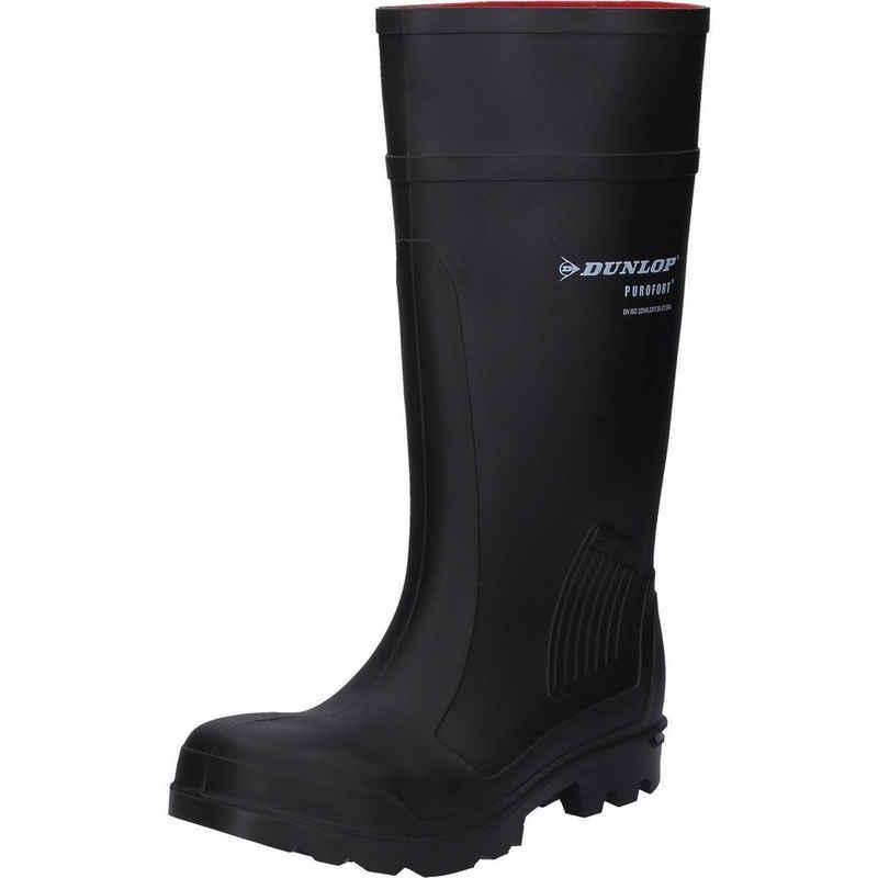 Dunlop »Dunlop Stiefel Purofort S5 schwarz« Sicherheitsstiefel