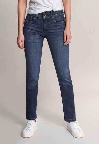 Salsa Slim-fit-Jeans »Secret« Push In, Slim Fit, mit Waschungseffekten