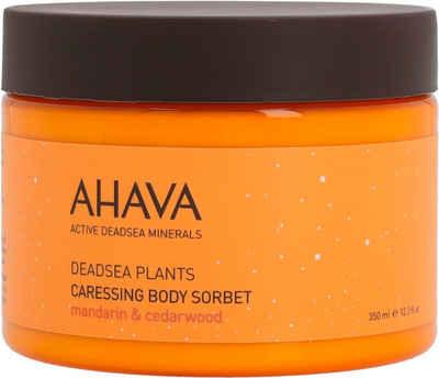 AHAVA Körperlotion »Deadsea Plants Caressing Body Sorbet Mandarine Cedarwood«