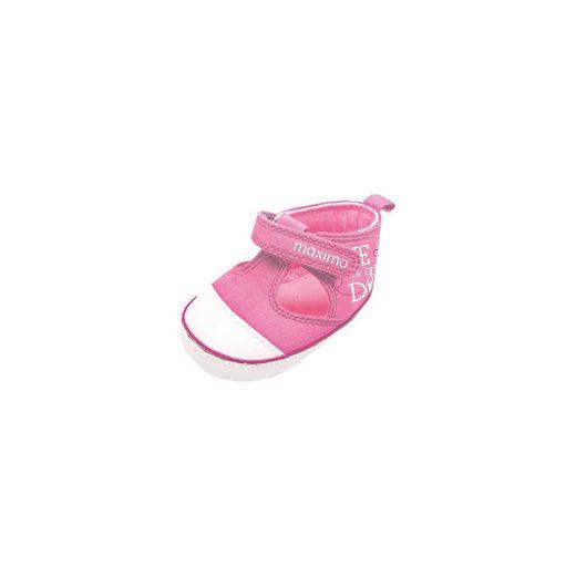 MAXIMO Baby Krabbelschuhe für Mädchen