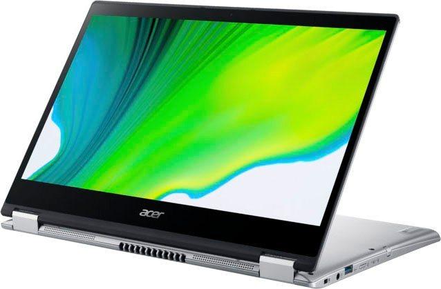 Acer Spin 3 SP314-54N-57DA Notebook 35,56 cm 14 Zoll, Intel Core i5, Iris Plus Graphics, 512 GB SSD