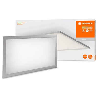 Ledvance LED Panel »LED Panel Planon 15W 1400lm 4000K 295x595mm«, LED Panele