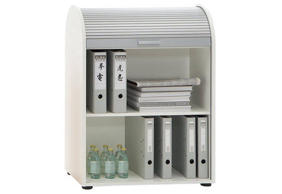 jalousieschrank fmd profi 11 mit optimaler regaltiefe f r ordner online kaufen otto. Black Bedroom Furniture Sets. Home Design Ideas