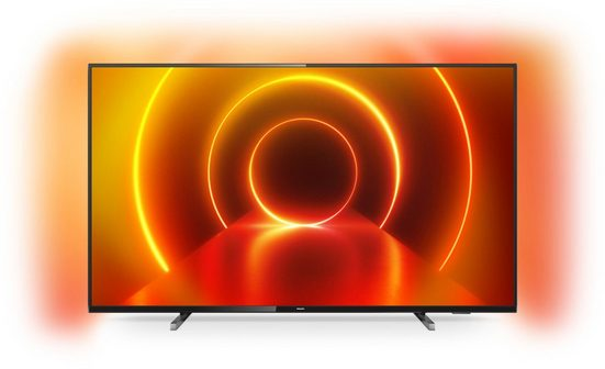 Philips 43PUS7805/12 LED-Fernseher (108 cm/43 Zoll, 4K Ultra HD, Smart-TV)
