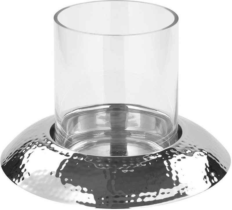 Fink Windlicht »NAPA« (1 Stück), aus Aluminium und Glas
