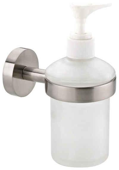 Nie wieder bohren Seifenspender »Pro 060«, (2-tlg), ohne bohren