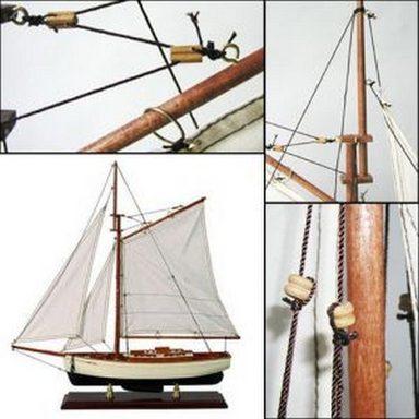 AUTHENTIC MODELS Authentic Models Segelyacht Wanderer