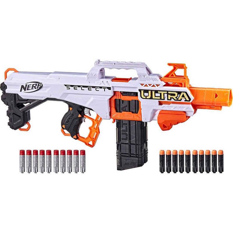 Hasbro Blaster »Nerf Ultra Select vollmotorisierter Blaster,«