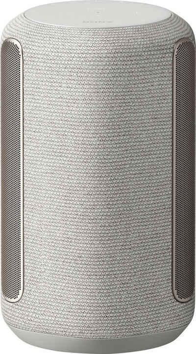Sony SRS-RA3000 Feuchtigkeitsbeständiger Premium Multiroom-Lautsprecher (Bluetooth, WLAN, für raumfüllenden Klang mit 360 Reality Audio, kabellos)
