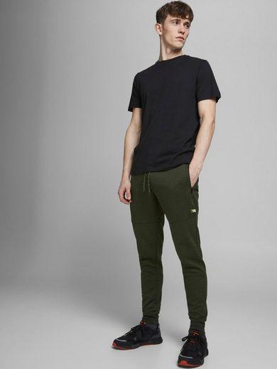 Jack & Jones Sweatpants »WILL AIR« (1-tlg) mit elastischem Bund