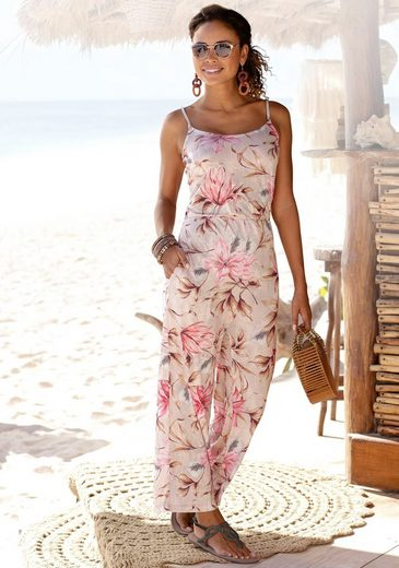 s.Oliver Beachwear Culotte-Overall