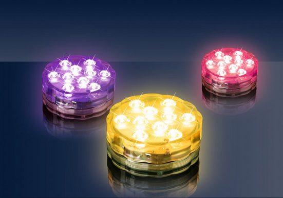 EASYmaxx LED Dekolicht, Lichterzauber mit Farbwechsel