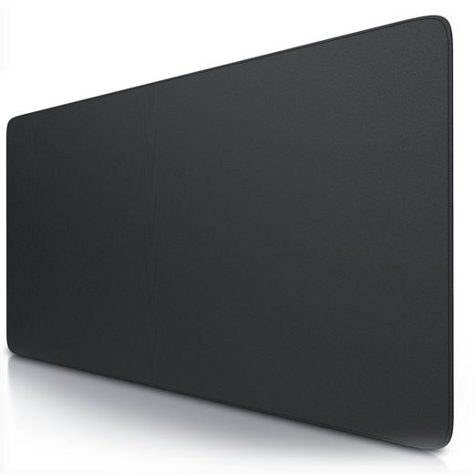 CSL Mauspad, Mauspad XXL 800 x 400 x 3 mm Schreibtischunterlage XXL / Rutschfest