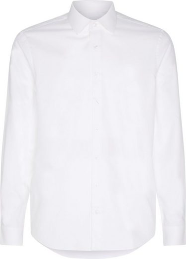 Calvin Klein Businesshemd »STRUCTURE EASY CARE FITTED SHIRT«