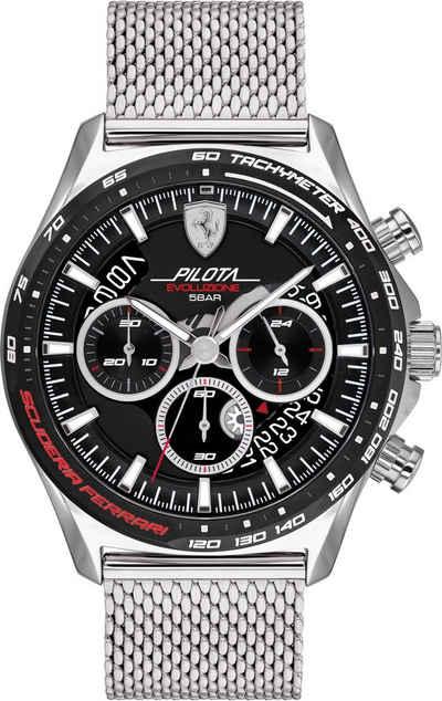 Scuderia Ferrari Chronograph »PILOTA EVO, 0830826«