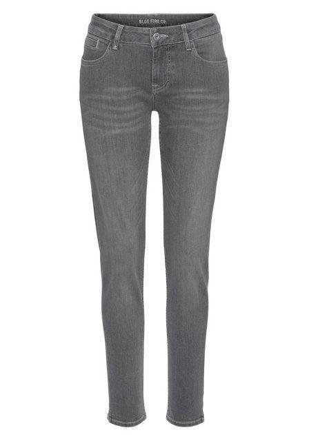 Hosen - BLUE FIRE Skinny fit Jeans »ALICIA BF« perfekte Passform durch Stretch Denim ›  - Onlineshop OTTO