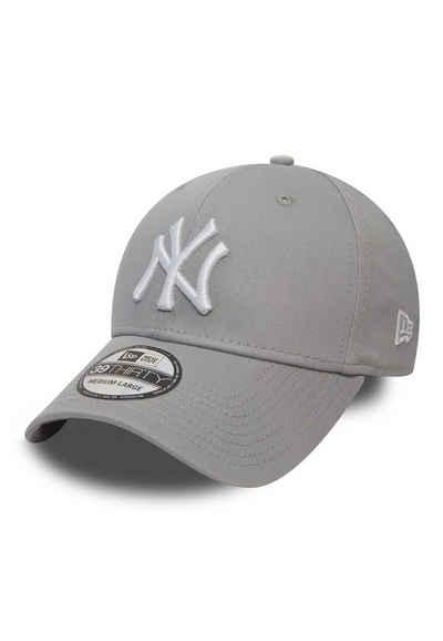 New Era Baseball Cap »New Era 39Thirty League Cap - NY YANKEES - Grey-White«