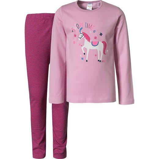 STACCATO Schlafanzug »Schlafanzug für Mädchen«