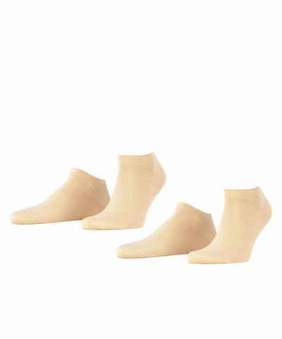 Esprit Sneakersocken »Basic Uni 2-Pack« (2-Paar) mit hohem Baumwollanteil