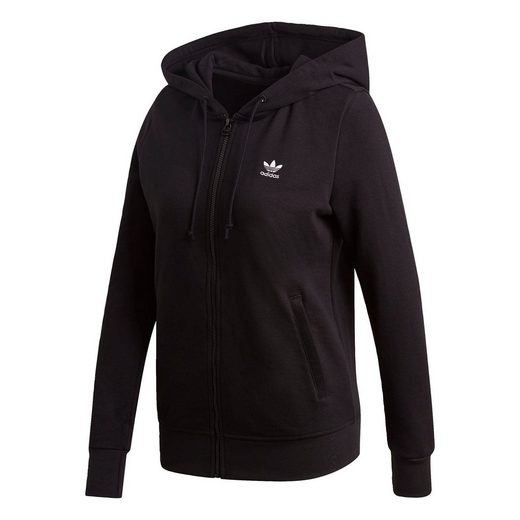 adidas Originals Sweatjacke  Trefoil Essentials Kapuzenjacke