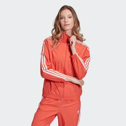 adidas Originals Trainingsjacke »ORIGINALS JACKE« mit elastischem Einsatz