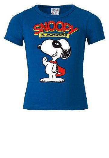 LOGOSHIRT T-Shirt mit tollem Snoopy-Design