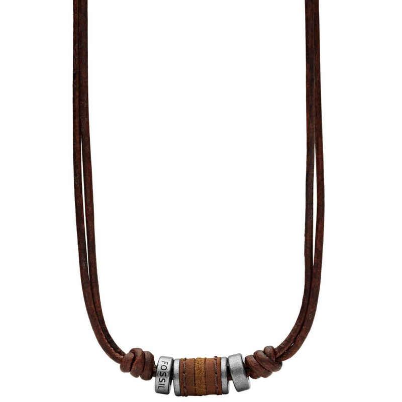 Fossil Edelstahlkette »Halskette«